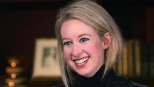Elizabeth Holmes: Youngest self-made female billionaire ...