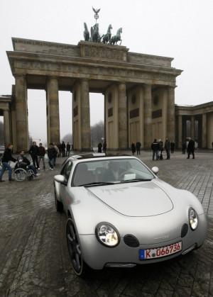 Chief Engineer Hartmann Of Switzerlands Electric Car Maker Mindset