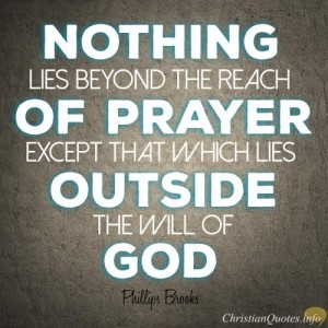 Phillips Brooks Quote -