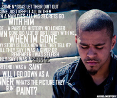 J Cole Quotes About Hoes Cole Quotes Abo...