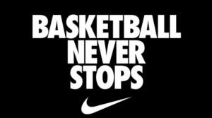 Nike Basketball Never Stops - forum | dafont.com