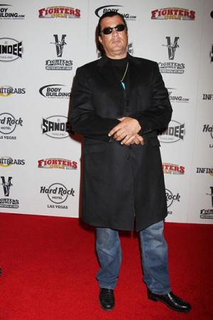 Steven Seagal biography