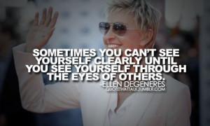 Ellen DeGeneres Funny Quotes