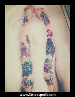 Rose%20And%20Quote%20Tattoos%20Tumblr%201 Rose And Quote Tattoos ...