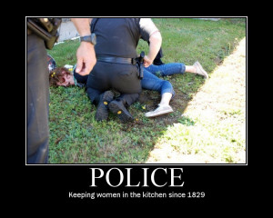Demotivational Posters - Police (13)