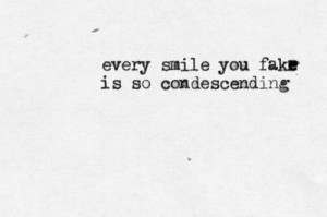 Quote a song, expose your heart. | via Tumblr