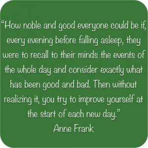 Anne frank, quotes, sayings, cute, life, long, quote
