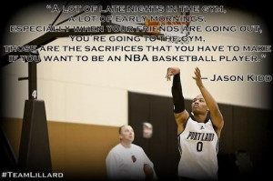 Basketball quotes sayings nba player jason kidd