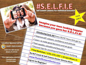 ... teen girls with low self esteem, self esteem programs for teen girls