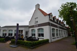 gevel Picture of Restaurant Lucas Reusel