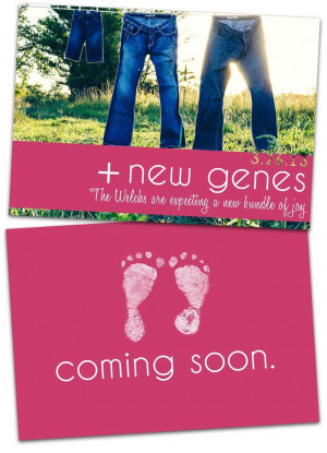 Other Creative and Funny ways to announce pregnancy