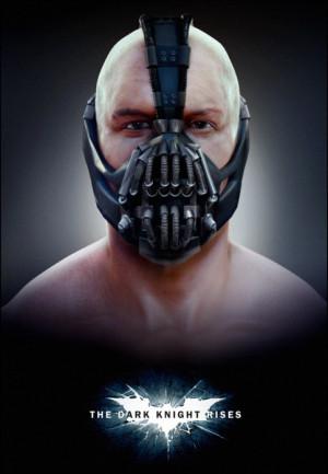 The Dark Knight Rises Bane