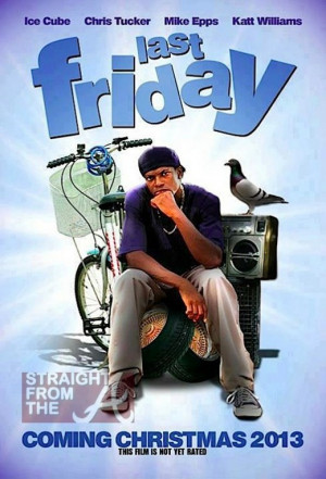 LAST FRIDAY THE MOVIE
