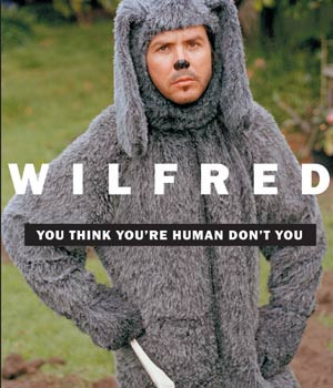 Finding That Funny Wilfred Costume Ahead Of Time