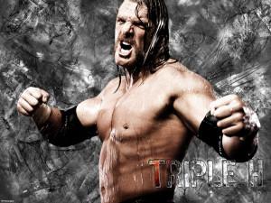 WWE 2013 Triple H HD Wallpaper #562