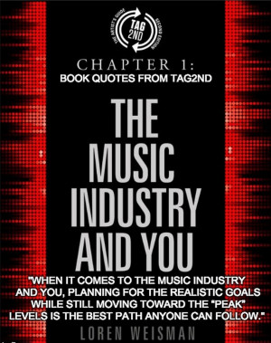 music business quotes, book quotes, chapter 1, artists guide, music ...