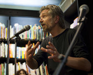 Karl Ove Knausgaard Brings His Struggle to Brooklyn