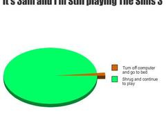 Sims 3 Funny Quotes