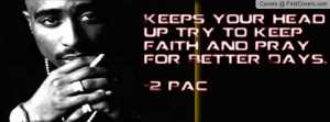 Pac Quotes Profile Facebook Covers