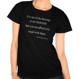Black Womens T Shirt