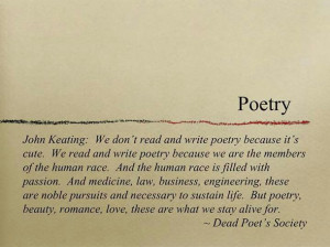 dead poets society, deep, film, movie, poetry, poets, quotes, john ...