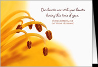 your hearts during this time of year in remembrance of your mother ...