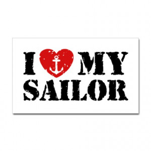 love my sailor gifts i love my sailor stickers i love my sailor ...