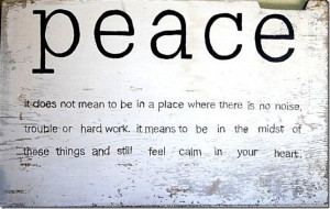 ... for forums url http www quotes99 com peace it does not mean to be in a