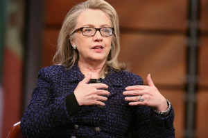 ... , hard-working, wronged friends of Hillary Clinton Stepping Down 24