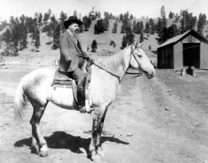 John Wesley Powell: The Ute Indians called him Kapurats, meaning