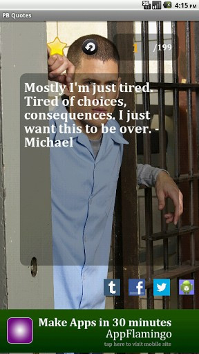 jail quotes and sayings quotesgram