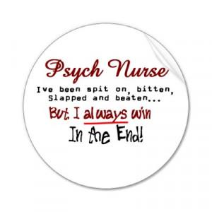 psych nurse funny