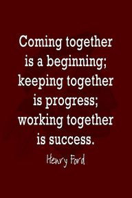 Motivational Quotes About Working Together