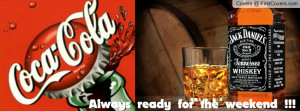 jack and coke Profile Facebook Covers