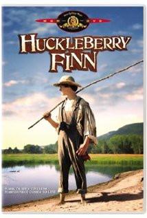 Huckleberry Finn (1974) Poster