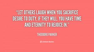 Home Quotes Sacrifice Quotes