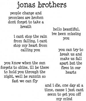 Jonas Brothers Lyrics photo jonassongs.jpg