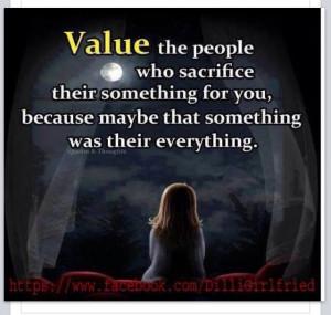 Value people