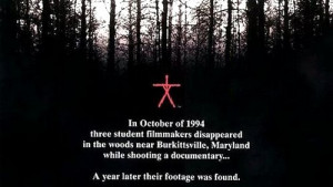 Grunge Horror Movies blair witch project