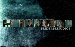 Pride and Prejudice Pride and Prejudice - 1st Proposal - Wallpaper