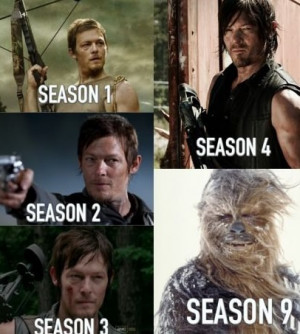 ... funny pics funny pictures humor lol norman reedus the walking dead tv