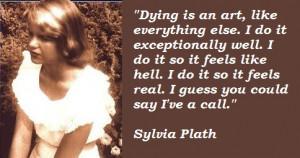 Sylvia Plath Quotes Depression Sylvia Plath Quotes 1 Jpg