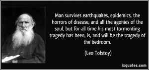 Man survives earthquakes, epidemics, the horrors of disease, and all ...