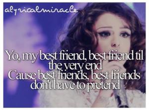 Cher Lloyd - Oath Lyric