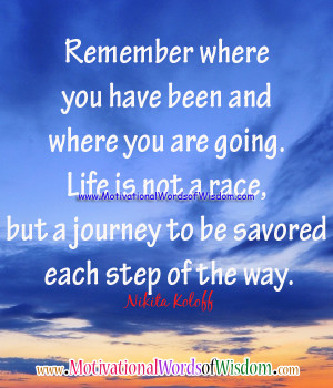 Christian Quotes About Life Journey