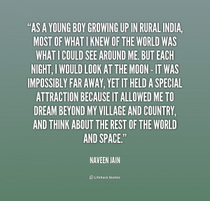 Young Boys About Growing Up Quotes
