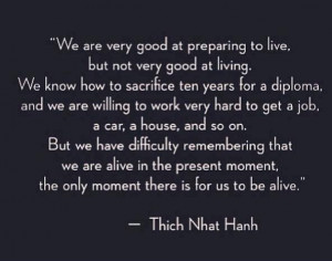 ... » Daily » We are alive in the present moment » Currently Viewing