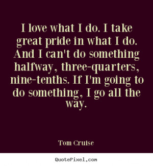 Love and Pride Quotes