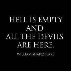 hell #heaven #devil #earth