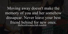 best friends, best girl friends, moving away, friendship More